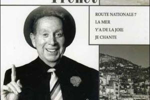 Charles Trenet - Route Nationale 7 (TV)