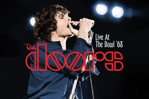 The Doors - Live At The Hollywood Bowl 68 (BANDE ANNONCE VO 1987) avec Jim Morrison, Robby Krieger, Ray Manzarek, John Densmore