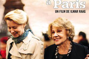 Une estonienne à Paris (BANDE ANNONCE 2012) avec Jeanne Moreau, Patrick Pineau