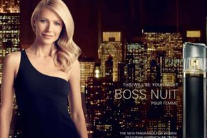 Gwyneth Paltrow - Hugo Boss (PUB)