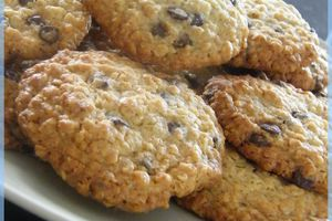 Cookies aux flocons d'avoine (Ronde Interblog #33)