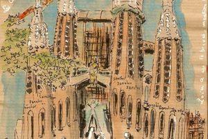 Sagrada Familia... Off du symposium USK 1