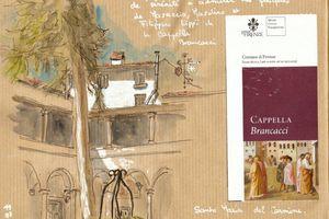 Cappella Brancacci... Firenze 3