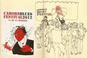 Sketchcrawl #36 à Cahors suite et fin...