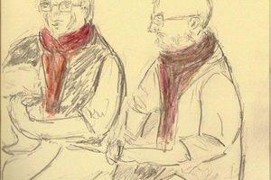 Les Bernard au Carré d'art à Cahors...