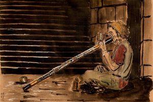 Didgeridoo...