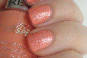 Revlon - Top Speed - Peachy / Red Angel