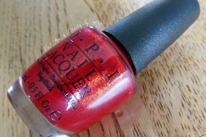 OPI - The Spy Who Loved Me