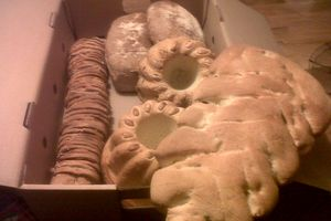 FOUGASSE AU THERMOMIX