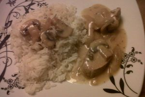FILET MIGNON CHAMPIGNONS-MOUTARDE