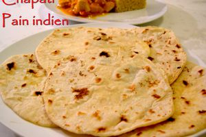 Chapati Pain Indien