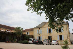 Château d'Aydie, entre Madiran et Vic-Bilh