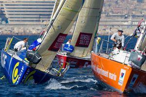 GENERALI SOLO – Départ de la 2ème étape : Barcelone / Beaulieu-sur-mer