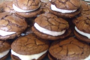 Whoopie chamalow