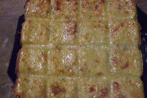 gateau de pomme de terre