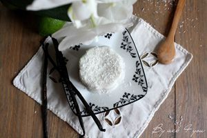 Panna cotta à la crème de coco