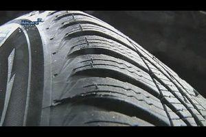Conduite : les infos des pneus
