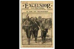 1915 : pendant la guerre, l'orchestre jouait Waltzing Matilda