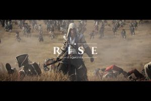 [vidéo] Assassin's Creed III - Rise