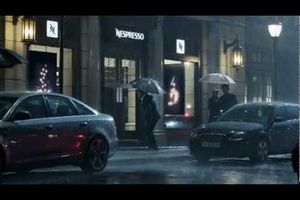 "George Clooney - Nespresso ""Like a Star"" (PUB VOST 2012)"