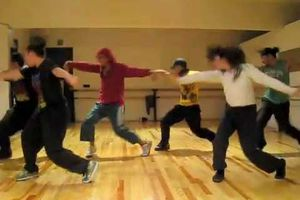 Danse : le Reggaeton (Youtube)
