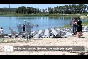 Innovation dans le domaine de l'énergie solaire