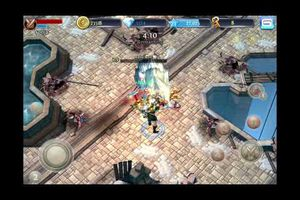 Jeux : Dungeon Hunter 3 sur iPad