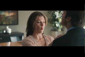 FACES (Faces In The Crowd) (BANDE ANNONCE VF et VO 2011) en DVD le 29 06 2012 avec Milla Jovovich, Julian McMahon