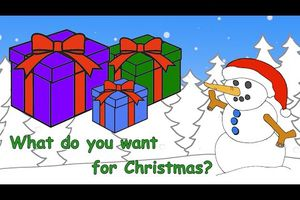 What do you want for Christmas ? (song)