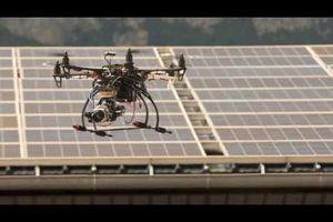 Un nouveau dispositif pour la maintenance des panneaux solaires.