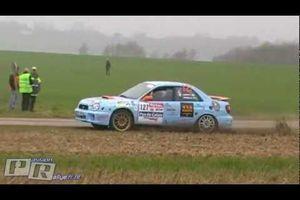 Vidéo : Rallye du Touquet Pas de Calais 2012