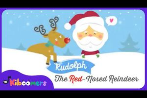 Rudolph the red-nosed reindeer (song)