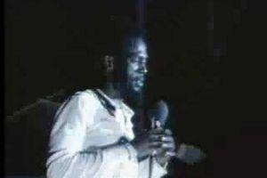 Décès du chanteur Gregory Isaacs - vidéo hommage