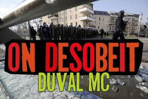 Duval Mc : On désobéit, le clip