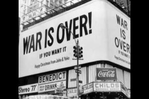 Happy Christmas (war is over) by John Lennon