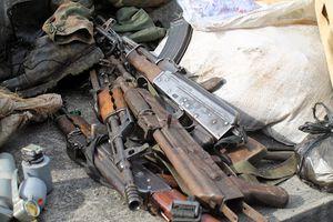 Goma : Zimwe mu ntwaro zo gutera u Burundi zarafashwe !