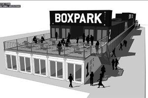 """Après les """"pop up store"""" ... BOX PARK les centres commerciaux éphémères."""