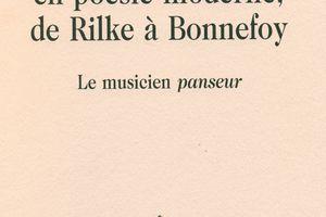 Lien/prise de notes avec/sur un article de Michèle Finck - Poésie et poétique du son : dialogue entre poètes et musiciens