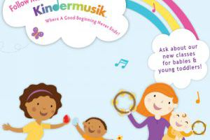 Introducing two new Kindermusik classes: a baby music class and a toddler music class | Minds on...