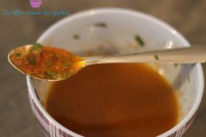 Assaisonnement Pesto tomates séchées