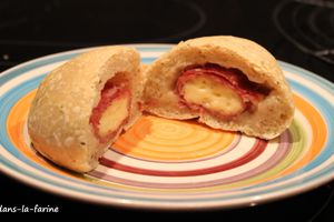 Pain au babybel
