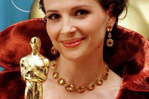 Juliette Binoche pense avoir eu l'Oscar à cause...