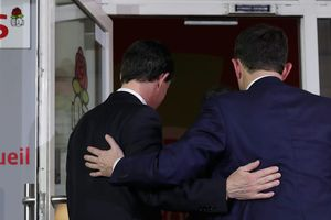 Manuel Valls va zapper l'investiture de Benoît Hamon