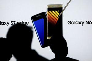 Avant le présentation du Galaxy S8, Samsung annonce le reconditionnement des Note 7 pour la vente  (et ça fait plaisir à Greenpeace)