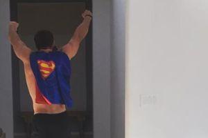 Chris Hemsworth entraîne ses enfants à devenir des super-héros