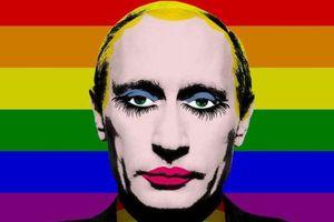 La Russie interdit cette photo de Vladimir Poutine (et depuis, tout le monde la partage)