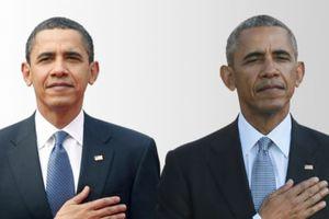 En huit ans à la Maison-Blanche, le visage de Barack Obama a beaucoup changé