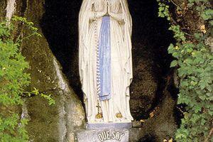 Litanie à Notre Dame de Lourdes
