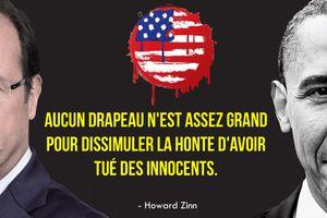 Howard Zinn : Rangez les drapeaux