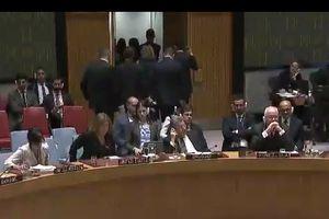 Bachar al-Jaafari : Assez d'hypocrisie, ni est, ni ouest, il n'y a qu'une Alep et qu'une Syrie !